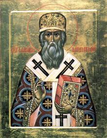 12 января - день памяти святителя Макария, митрополита Московского и всея Руси