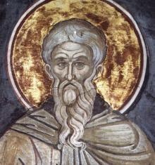 25 марта - день памяти преподобного Феофана, исповедника Сигрианского